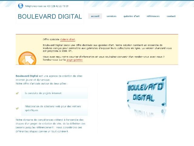 nemetral Boulevard Digital