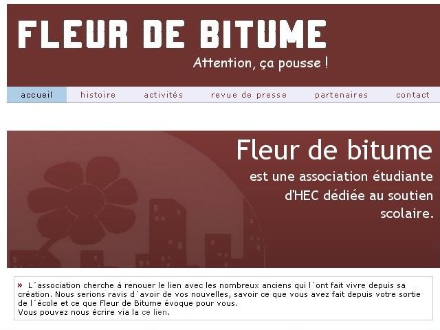 nemetral Fleur de Bitume