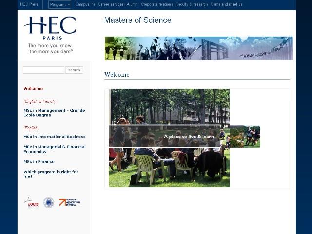 nemetral HEC Paris Specialized Masters